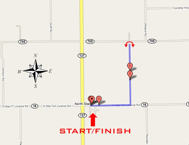 Angel Run course